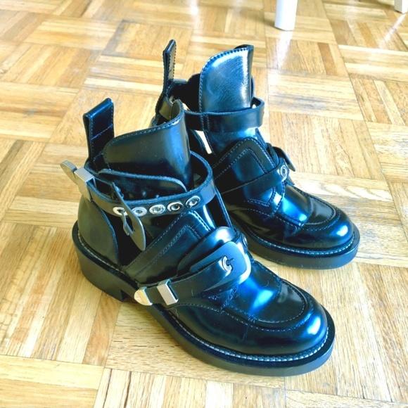 Balenciaga Shoes   Balenciaga Cutout
